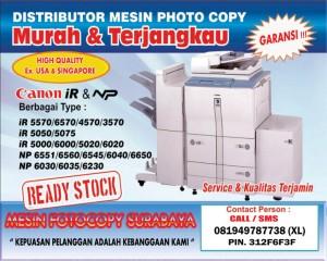 jual mesin fotocopy canon surabaya